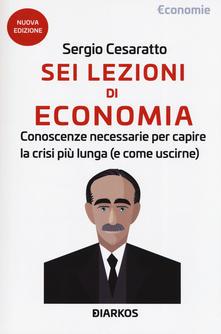 Sei lezioni di economia