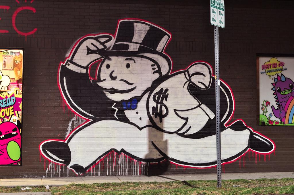 Alec - Mr Moneybag
