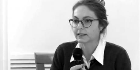 Chiara Zoccarato cover bn